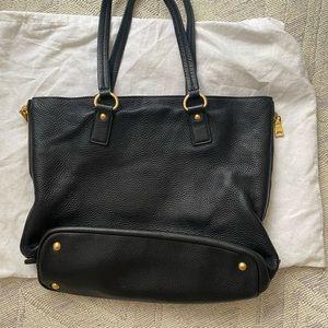 Prada Bags - Prada black leather bag